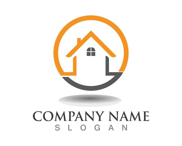 Huis logo's