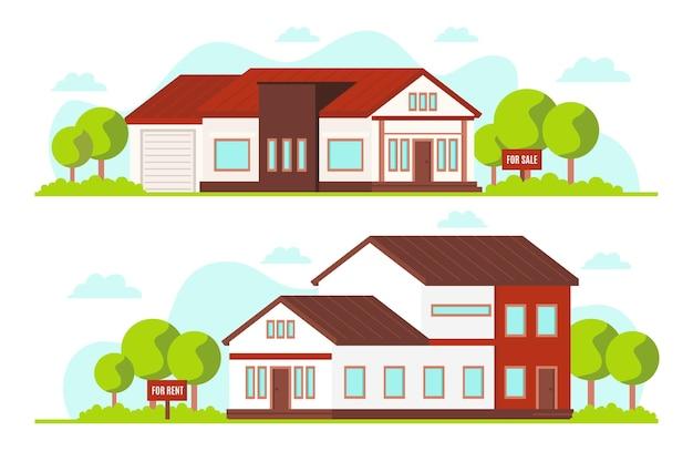 Huis te koop / te huur