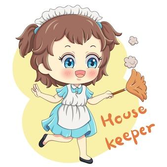 Huishoudster