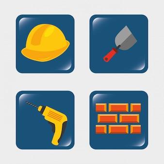 Hulpmiddelen voor bouwers