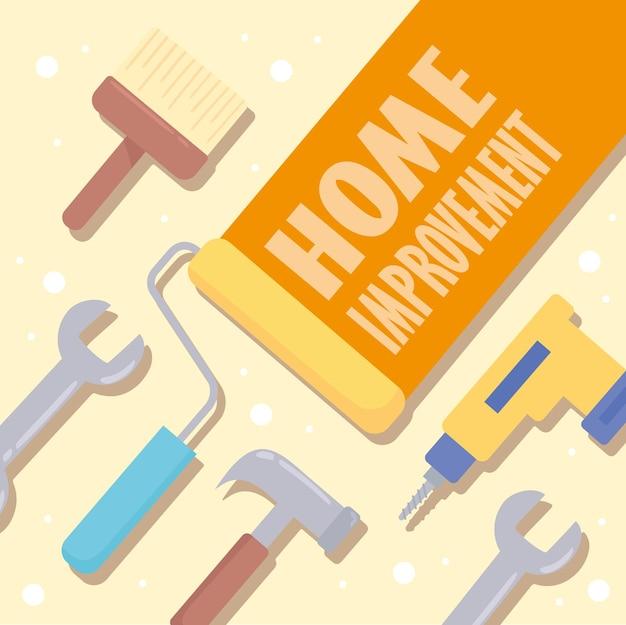 Hulpmiddelen voor woningverbetering
