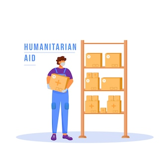 Humanitaire hulp