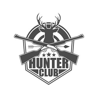 Hunter badge-logo