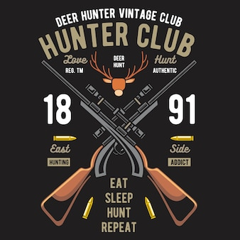Hunter club