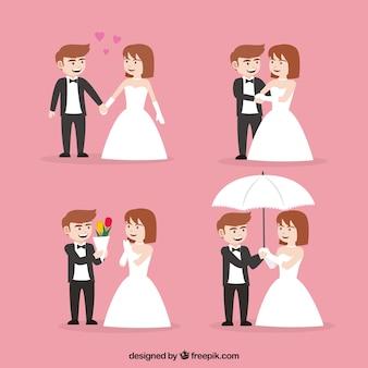 Huwelijkspaar collectie