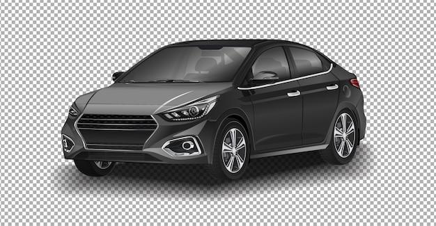 Hyundai solaris. een van de best verkochte modellen van hyundai motor company