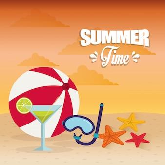 Iconen van de zomer