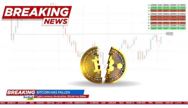 Icoon van bitcoin