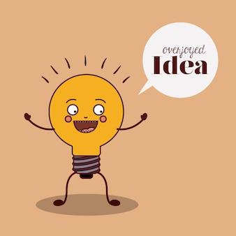 Idee conceptontwerp