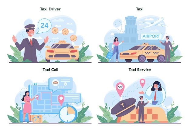Idee van openbaar stadsvervoer