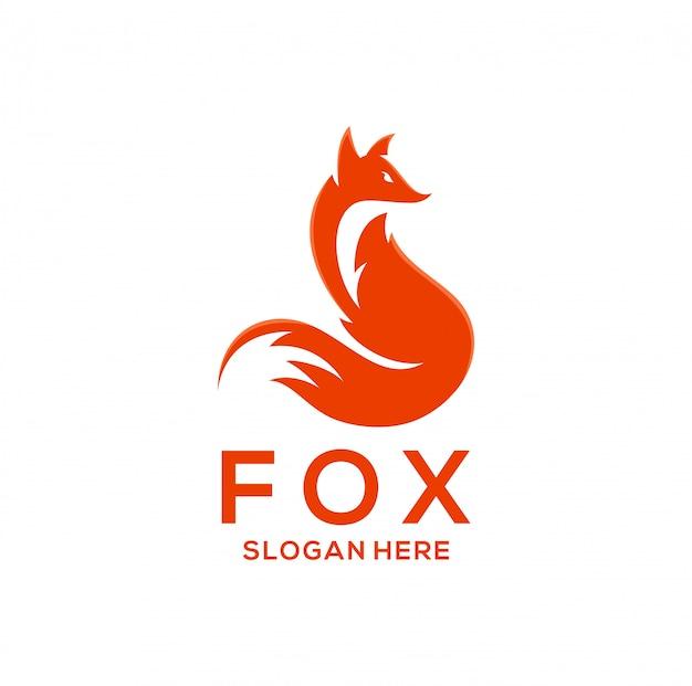 Ideeën fox logo