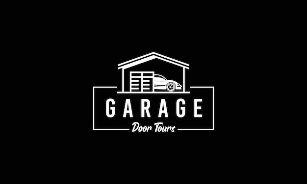 Ideeën voor garagedeuren in klassieke stijl