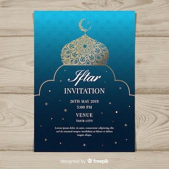 Iftar feest