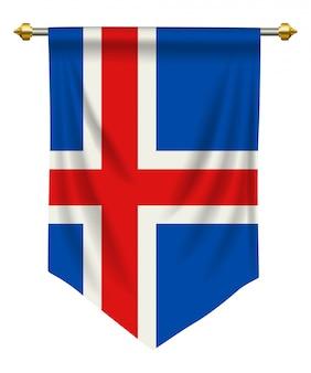 Ijsland pennant