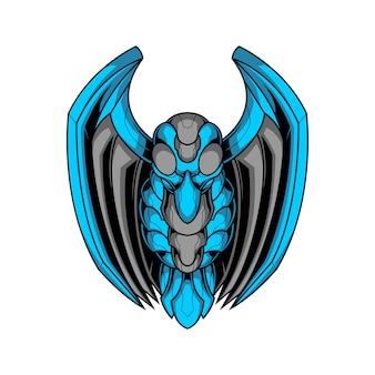 Ijzeren vogel logo