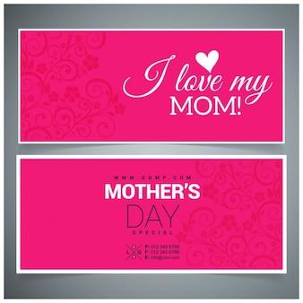 Ik houd van mom website banner