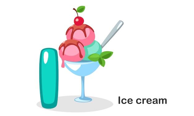 Ik voor ijs