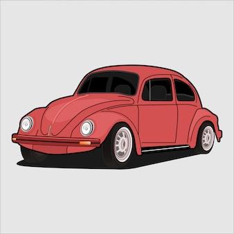 Illustratie auto
