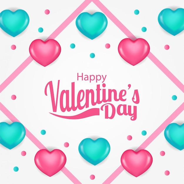 Illustratie liefde romantiek valentijnsdag