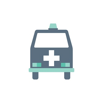 Illustratie van ambulance