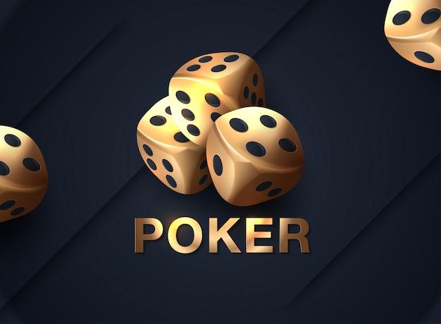 Illustratie van casinospaanders