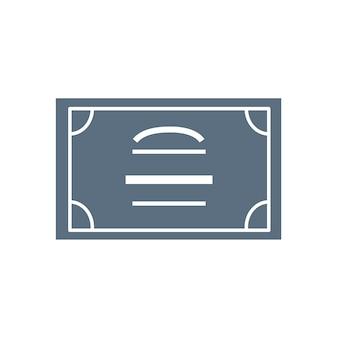 Illustratie van certificaat