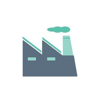 Illustratie van de industrie concept