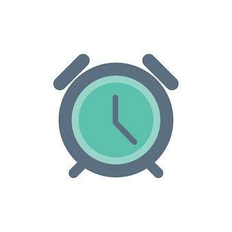 Illustratie van de klok