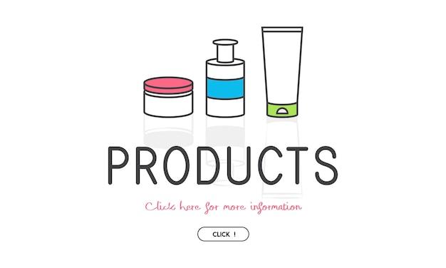Illustratie van de ontwikkeling van nieuwe producten