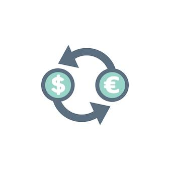 Illustratie van financieel