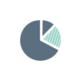 Illustratie van gegevensanalysegrafiek