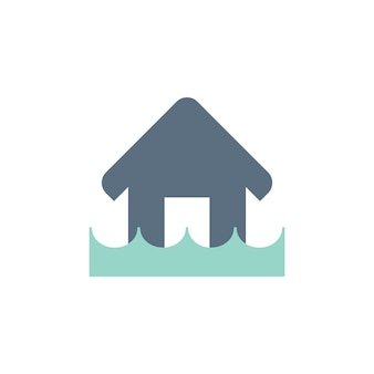 Illustratie van huisverzekering