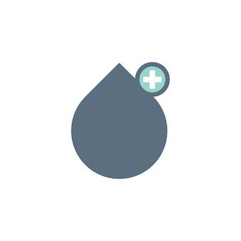 Illustratie van medische pictogram