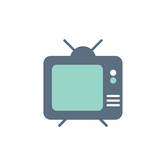 Illustratie van televisie