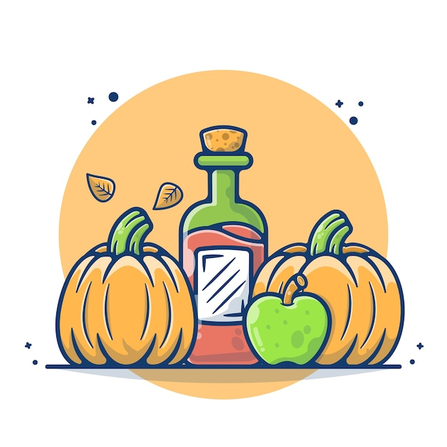 Illustratie van thanksgiving day