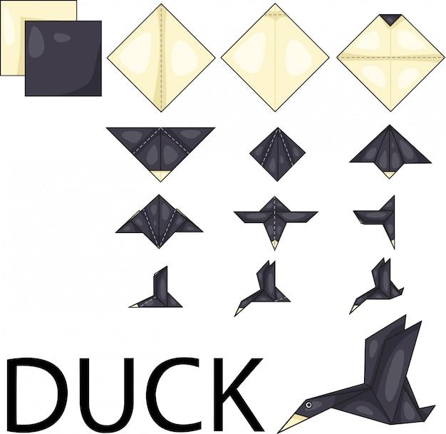 Illustrator van duck