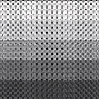 Imitatie patroon van gebreide wollen trui