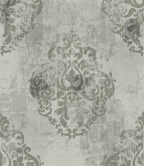 Imperial vintage ornament patroon. koninklijke victoriaans. grunge stijl