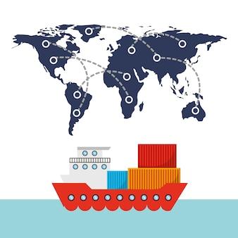 Import en export ontwerp
