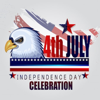 Independence day in de verenigde staten van amerika.