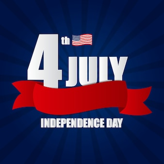Independence day in de verenigde staten