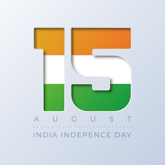 India independence day 15 augustus