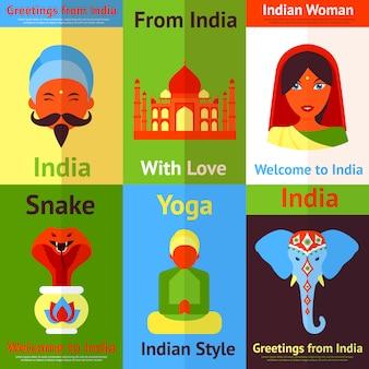 India mini-poster