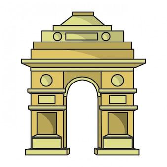 India poort delhi