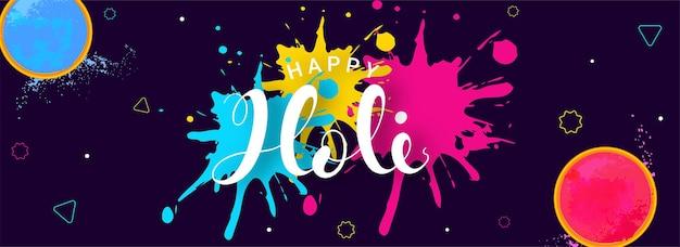 Indiase festival van kleuren