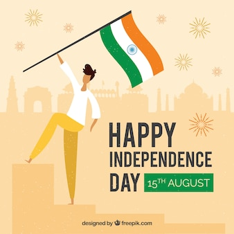 Indiase onafhankelijkheidsdag achtergrond