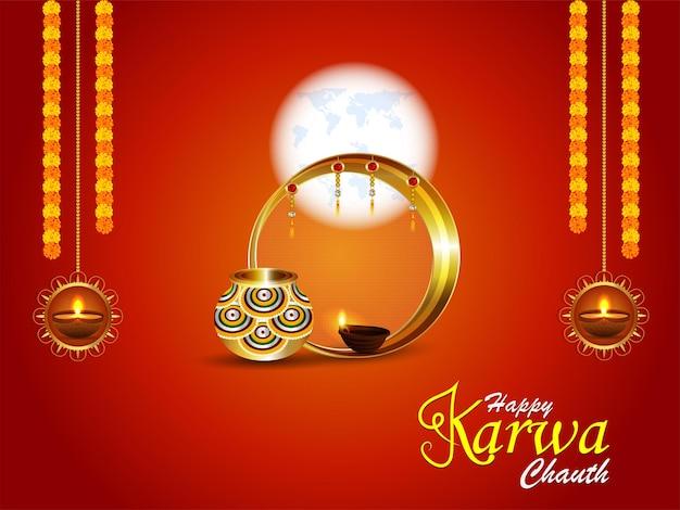 Indiase religieuze festival viering achtergrond