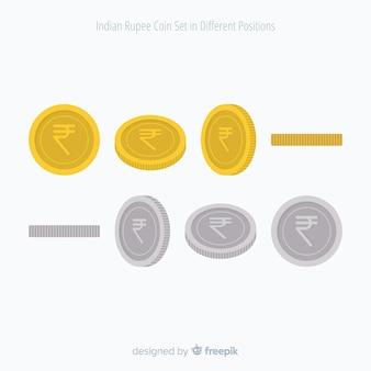 Indiase rupee cpins