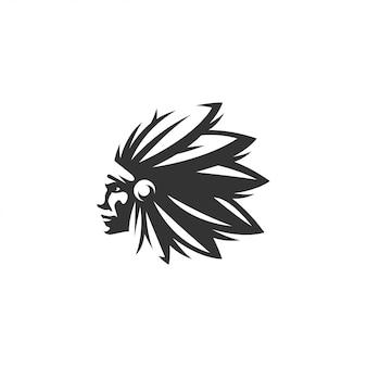 Indische mensen logo