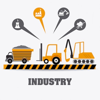 Industrie ontwerp.